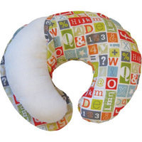 Boppy Slipcover - Letterset Red