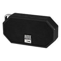 Altec Lansing - Mini H2o Bluetooth Speaker - Black