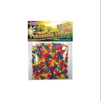 Fm Brown's Brown's Tropical Carnival Sunflower Yummies Bird Treats, 3.5 oz. ()