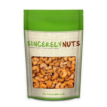Sincerely Nuts Cashews Honey Roasted, 2 LB Bag