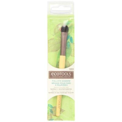EcoTools Full Eye Shadow Brush (Pack of 2)