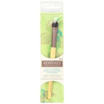 EcoTools Full Eye Shadow Brush (Pack of 2)