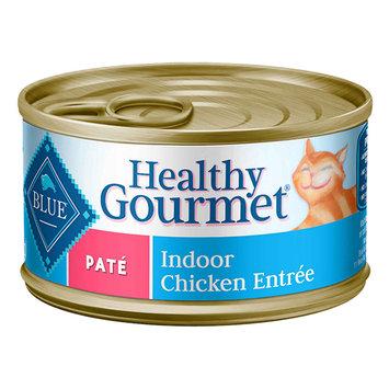 Blue Buffalo Company Blue Buffalo BLUE Healthy Gourmet Adult Indoor Chicken Entrée Canned