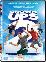Sony Pictures Grown Ups 2 [dvd W/ultraviolets/dol Dig 5.1/eng/fren[paris/latin Amer]