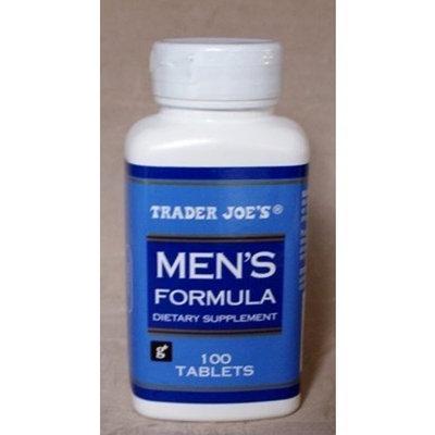 Trader Joe's Men's Formula, 60 tablets