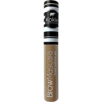 Kokie Professional Brow Mascara, Blonde, 0.013 fl oz