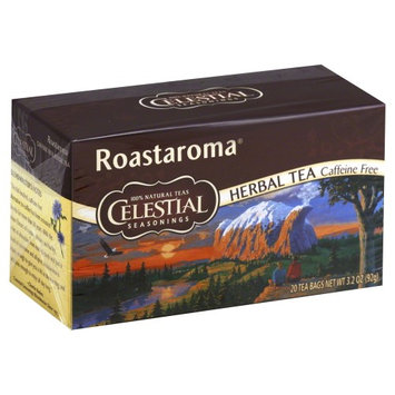 Celestial Seasonings 630996 Herbal Tea Caffeine Free Roastaroma 20 Tea Bags Case