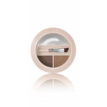 Vital Radiance Brow Fill-In Powder, Dark Brown 006, 0.06 oz