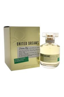 United Colours Of Benetton United Colors Of Benetton United Dreams Dream Big Edt Spray For Women 2.7 Oz