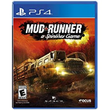 Maximum Games, Llc Spintires: Mudrunner Playstation 4 [PS4]