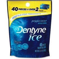 Dentyne Chewing Gum - Peppermint - Sugar-free - 2.1 g/m² - 6 / Box