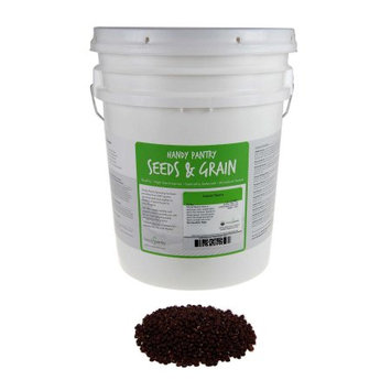 Handy Pantry Organic Adzuki Beans Sprouting Seeds - Sprouts, Food Storage -35 Lb