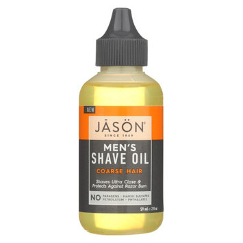JĀSÖN Men's Shave Oil - Coarse Hair