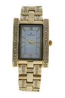 Kim & Jade 2060L-Gw Gold Stainless Steel Bracelet Watch Watch For Women 1 Pc