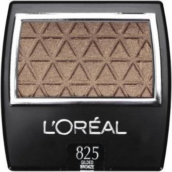 L'Oreal Paris Wear Infinite Eye Shadow Singles, Gilded Bronze, 0.1 Ounces