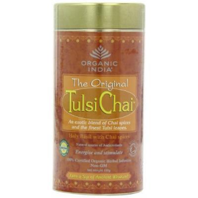 Organic India, Tulsi Chai Masala