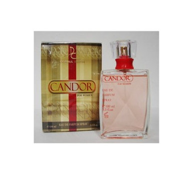 CANDOR BY DORALL COLLECTION PERFUME FOR WOMEN 3.3 OZ / 100 ML EAU DE PARFUM SPRAY