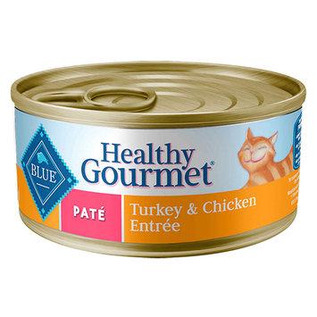 Blue Buffalo Company Blue Buffalo BLUE Healthy Gourmet Adult Turkey and Chicken Entrée