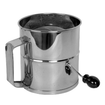 8 Cup Flour Sifter, Comes In Each