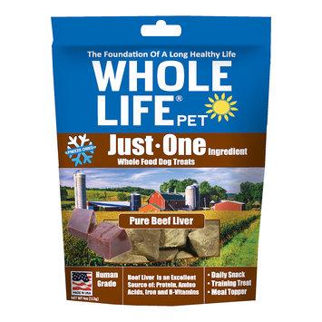 Whole Life Pure Beef Liver Treats