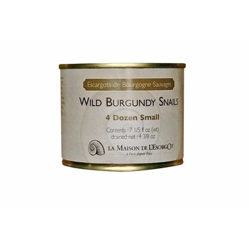 Premium Escargot Wild Burgundy Snails – Rated Number One – Best For Escargot Recipes, Various Sizes …