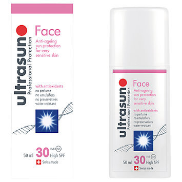 Ultrasun Once a Day Anti-Ageing Face SPF30