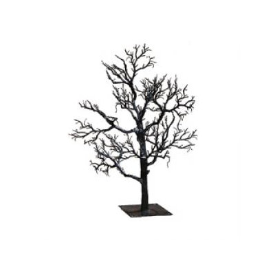 Kurt S. Adler 32 in. Black Twig Tree HW0522