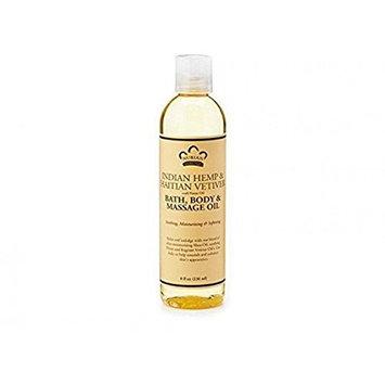 Bath Oil; Indian Hemp