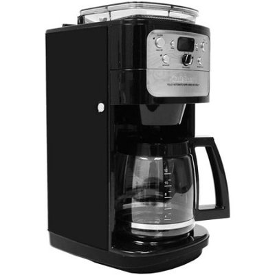 Cuisinart DCC-790PC 12-cup Grind & Brew with Burr Grinder, Factory Refurbished