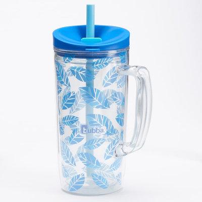 Bubba Flower 32-oz. Tumbler Mug, Blue
