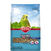 Kaytee Forti-Diet Pro Health Parakeet Food, 4 lbs.