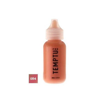 Temptu Pro Silicon Based 054 Peachy Pink 1oz. S/B Highlighter Bottle