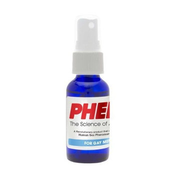PherX Pheromone Cologne for Gay Men, 1oz