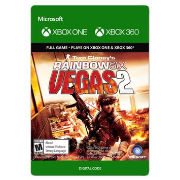 Incomm Xbox 360 Tom Clancy's Rainbow Six Vegas 2 (Email Delivery)