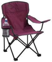 Bass Pro Shops Deluxe Camp Chair for Kids - Violet Quartz