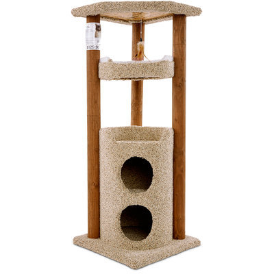 You & Me Cat Multi-Level Play Center, Regular