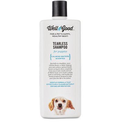 Well & Good Tearless Puppy Shampoo, 16 fl. oz.