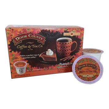 Door County Coffee Pumpkin Spice Coffee Pod
