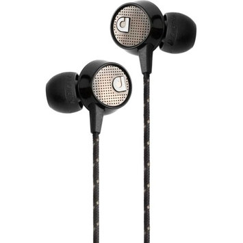 Audiofly AF56M In-Ear Headphones w/ Clear-Talk Mic Edison Black