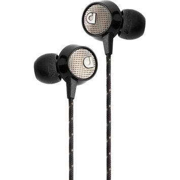 Audiofly AF56M In-Ear Headphones w/ Clear-Talk Mic Edison Black