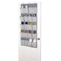 Laura Ashley® Non-Woven 20-Pocket Shoe Organizer