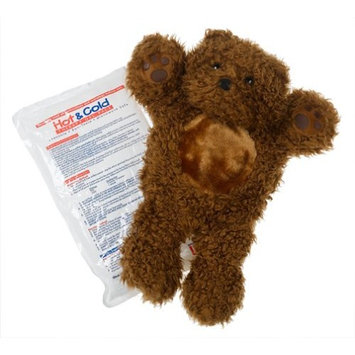 Gelly Belly Bear Hot/Cold Therapy Pack, Grizzly Bear