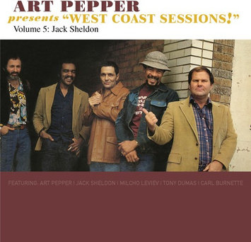 Omnivore [Pepper*Art] Art Pepper Presents West Coast Sessions 5: Jack Brand New DVD
