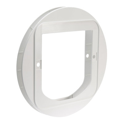 SureFlap Pet Door Dual Mounting Adapter in Brown
