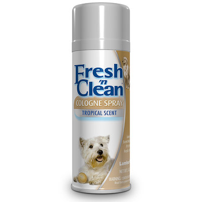 Fresh 'n Clean Cologne Spray - Tropical Scent: 6 oz