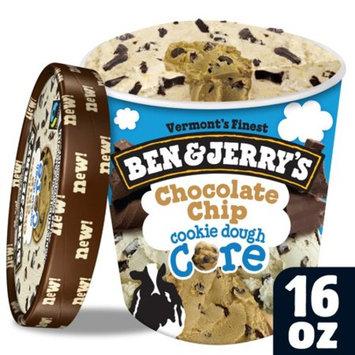 Ben & Jerry's Ice Cream Chocolate Chip Cookie Dough Core 16 oz