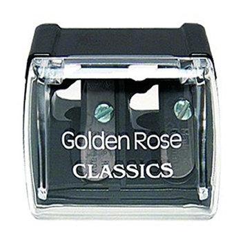 Golden Rose Dual Cosmetic Pencil Sharpener