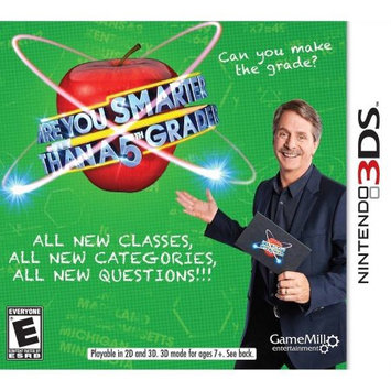 Madcow Are You Smarter 5th Grader - Pre-Owned (Nintendo 3DS)
