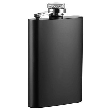 Visol Products Mini Stainless Steel Liquor Flask