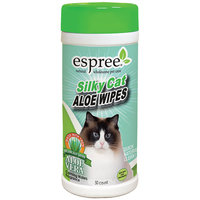 Espree NSCW Silky Cat Aloe Wipes - 50 Count